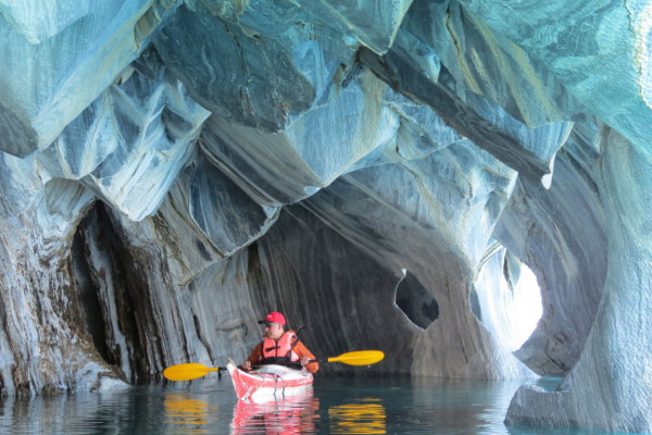 Marmol Caves / Kayak